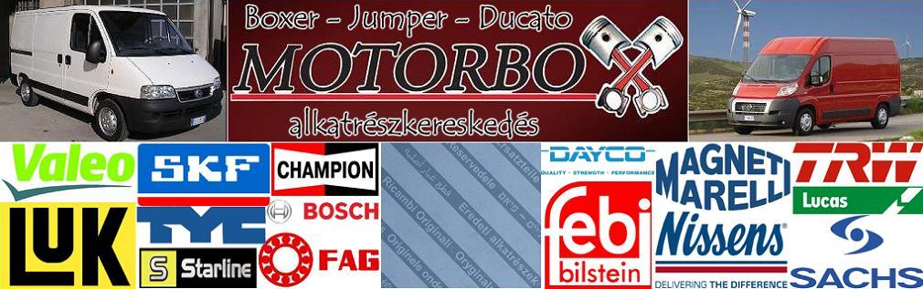 Boxer - Jumper - Ducato gyári bontott, utángyártott és eredeti új alkatrészek a péceli Motorbox kereskedés kínálatában.