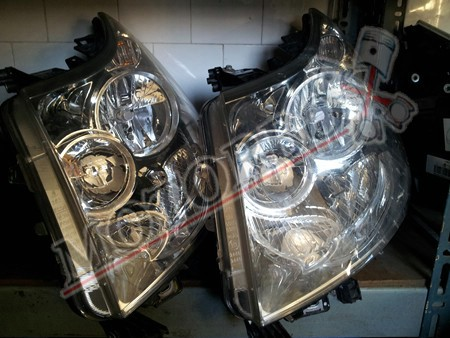 Fiat Ducato (2006-) headlight Frontscheinwerfer, fits for Peugeot Boxer, Citroen Jumper