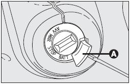 Fiat Ducato akkumulátor leválasztó