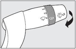 Peugeot Boxer 2007 szélvédőmosó és ablaktörlő kapcsoló